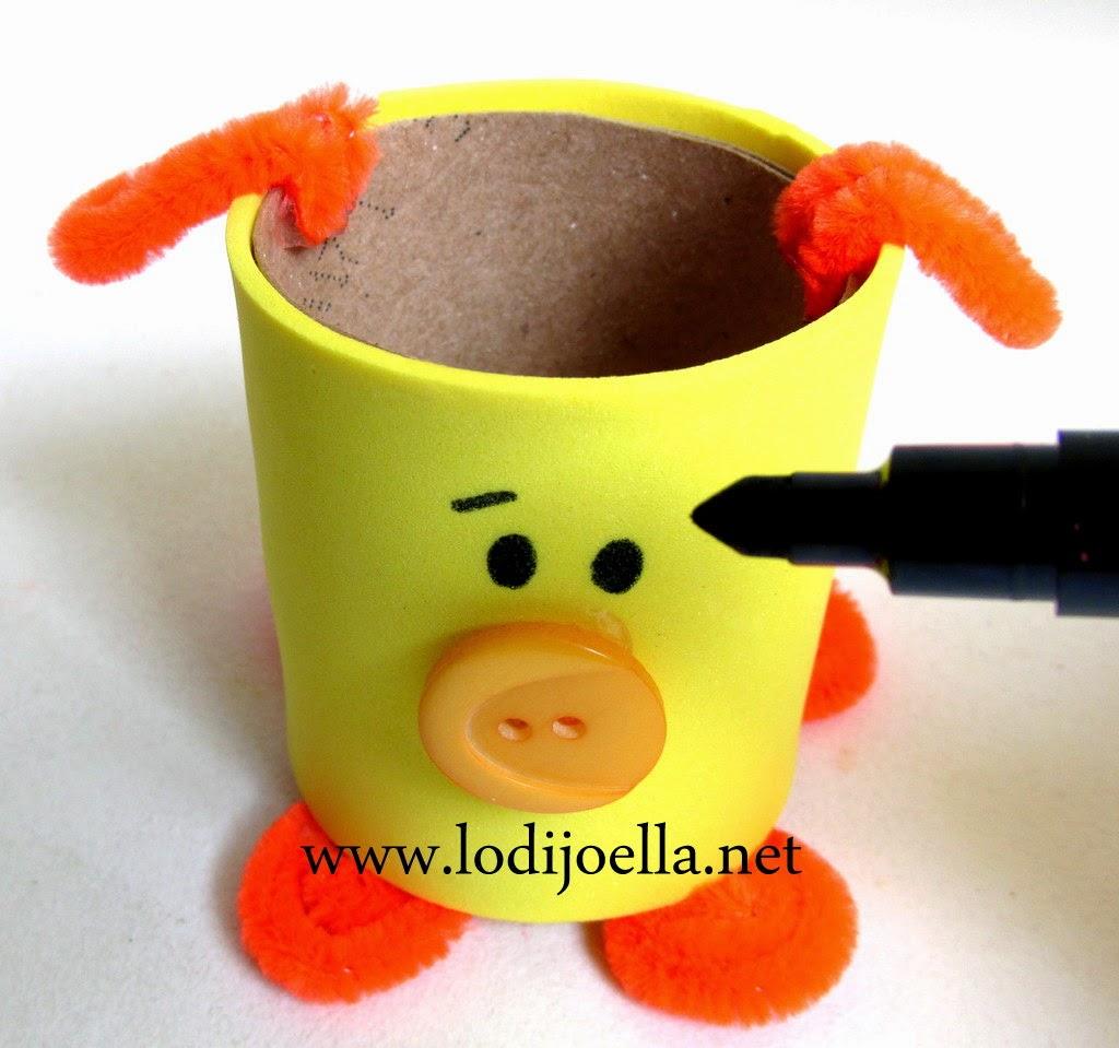 5 Manualidades Para Ninos De Preescolar Lodijoella