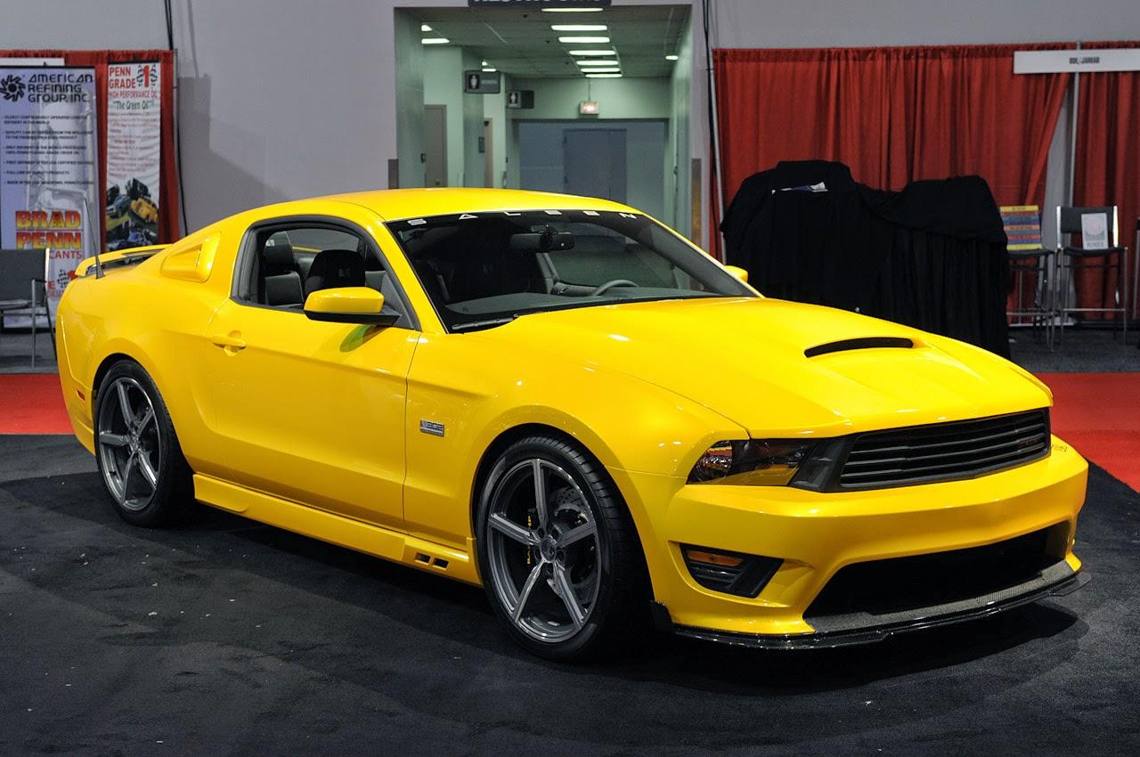 New Custom Mustang Parts