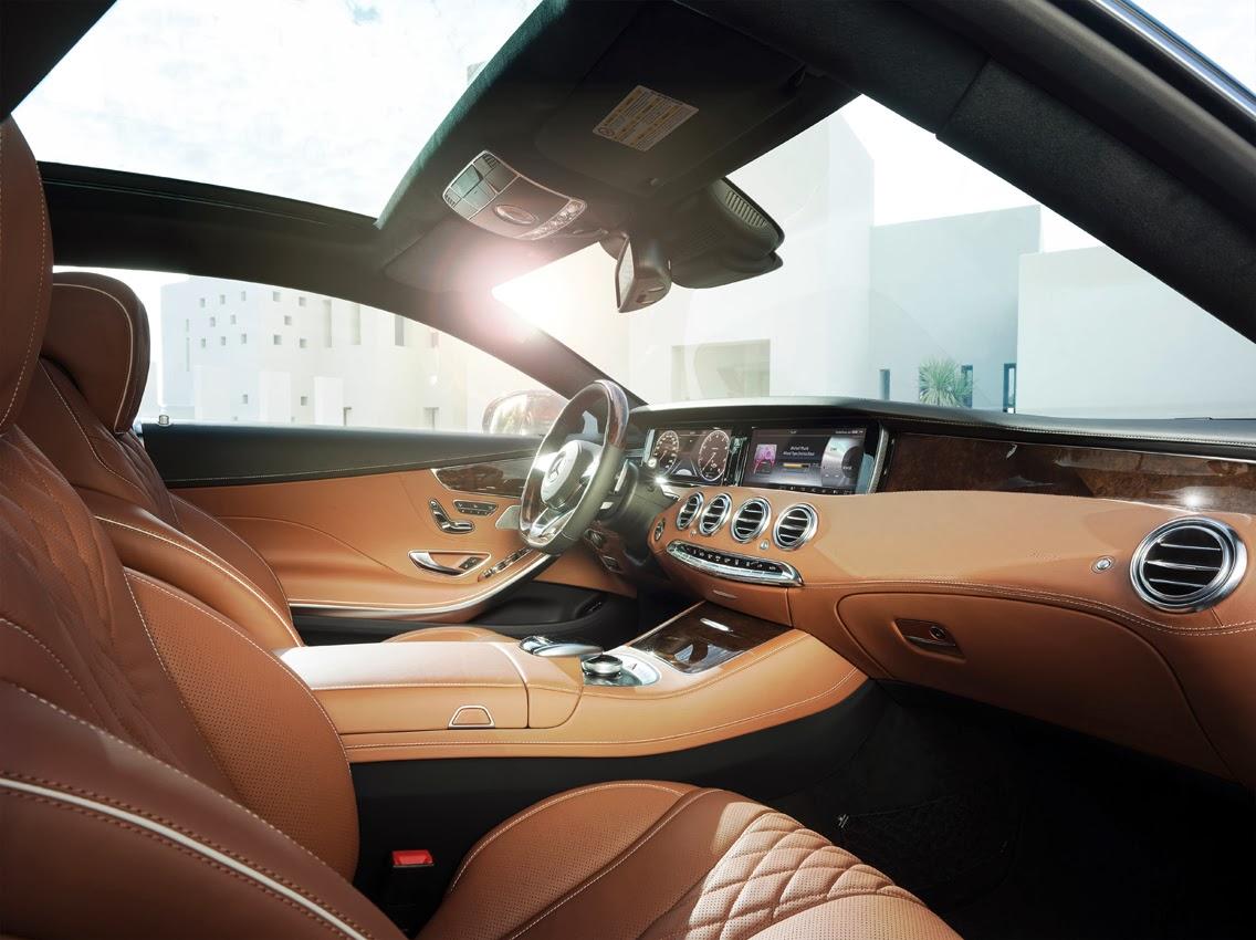 Mercedes Classe S Coupè