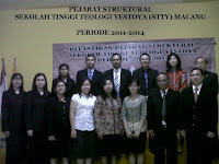 Pejabat Struktural STTY 2011-2014