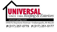Universal Roofing - The Best Roofing Contractor in Indianapolis