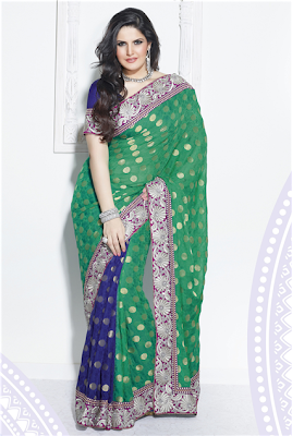 Indian-Wedding-Sarees 2013