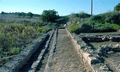 """Τα ίχνη μετά από 3.500 χρόνια, των """"χαμένων"""" δρόμων της Μαγνησίας"""