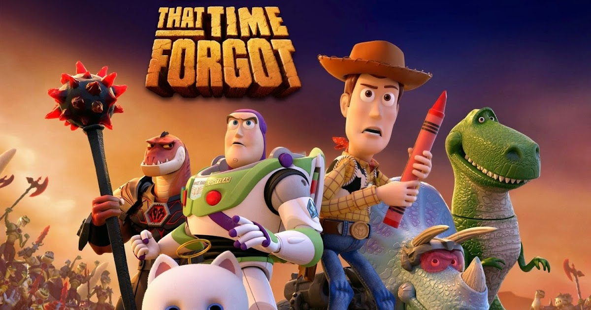 Erika S Site Toy Story That Time Forgot 2014 Film De