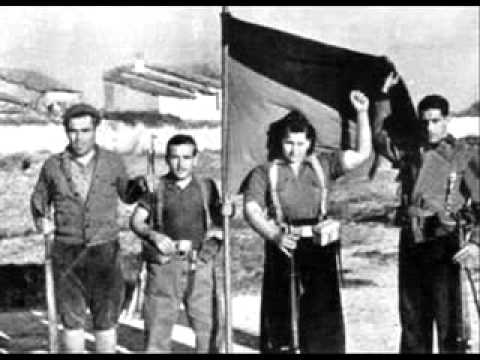 Anarchists in Spanish Civil War