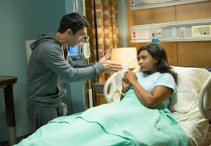 The Mindy Project - Episode 3.04 - It Slipped - Promotional Photos