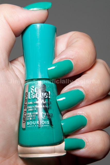 Bourjios - Vert Chlorophylle