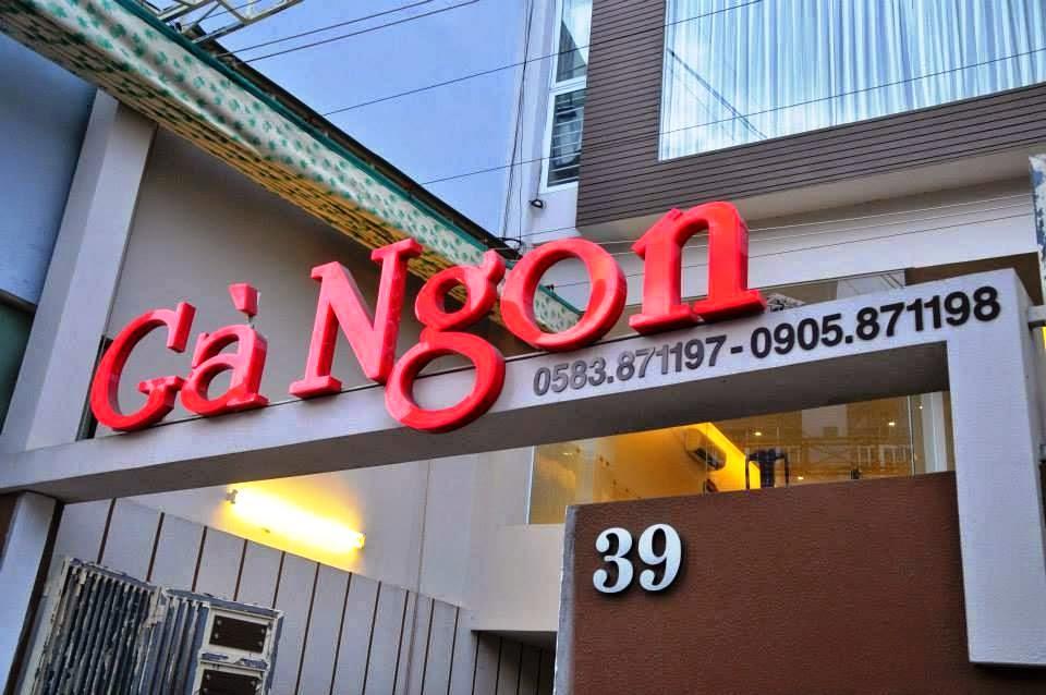 Quán nhậu tại Nha Trang