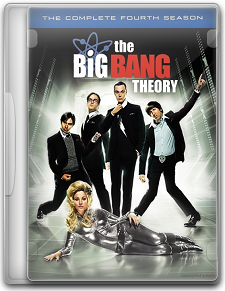The Big Bang Theory - 4ª Temporada Completa - Dublado