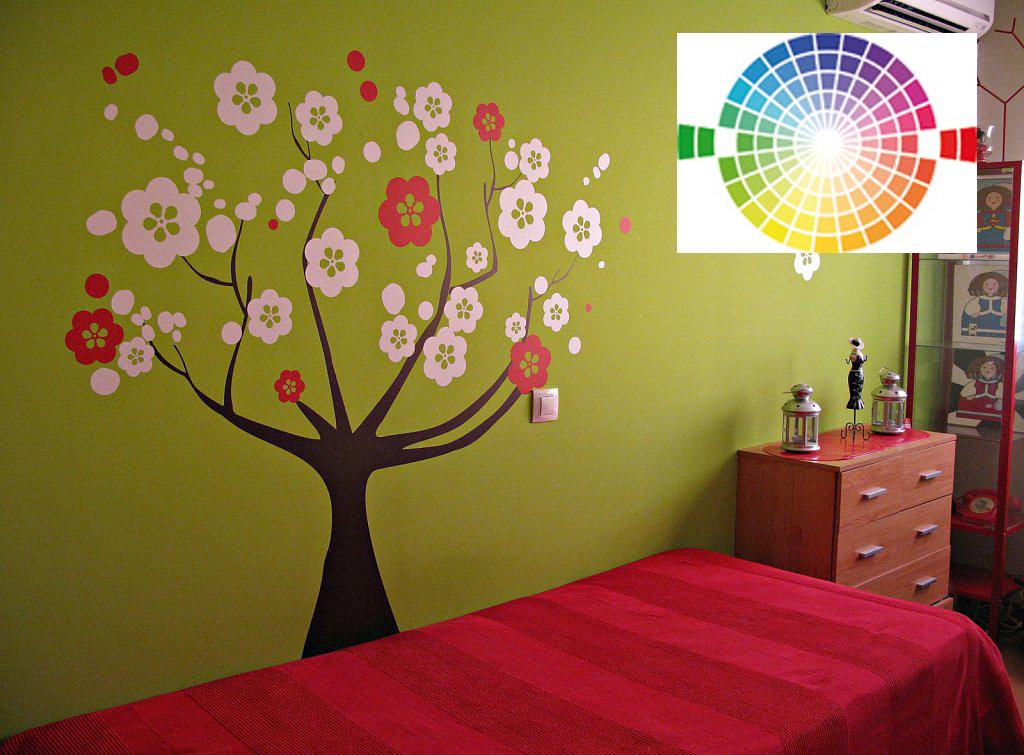 Ernesto arag n pintura para el hogar como combinar los for Como combinar colores de pintura