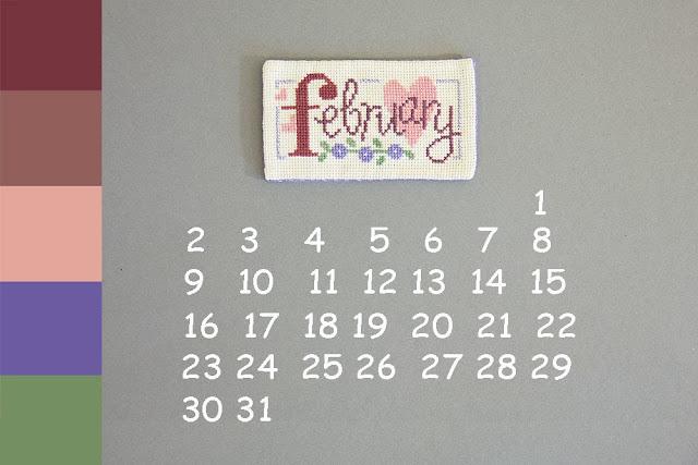 Календарь - Февраль