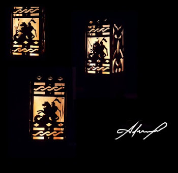 Luminária de São Jorge