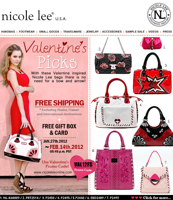 Shop for Valentines day! Stylish handbags! CLICK NOW!