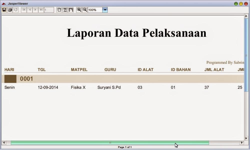 Aplikasi Sistem Informasi Labortorium Promo Eka Ilaika Blog