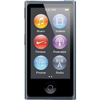 Apple iPod nano 16GB Slate (7th Generation) NEWEST MODEL