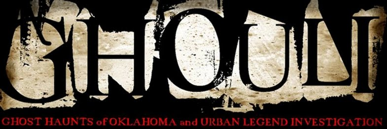 Ghost Haunts of Oklahoma & Urban Legend Investigations