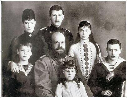 tsarfamiljen