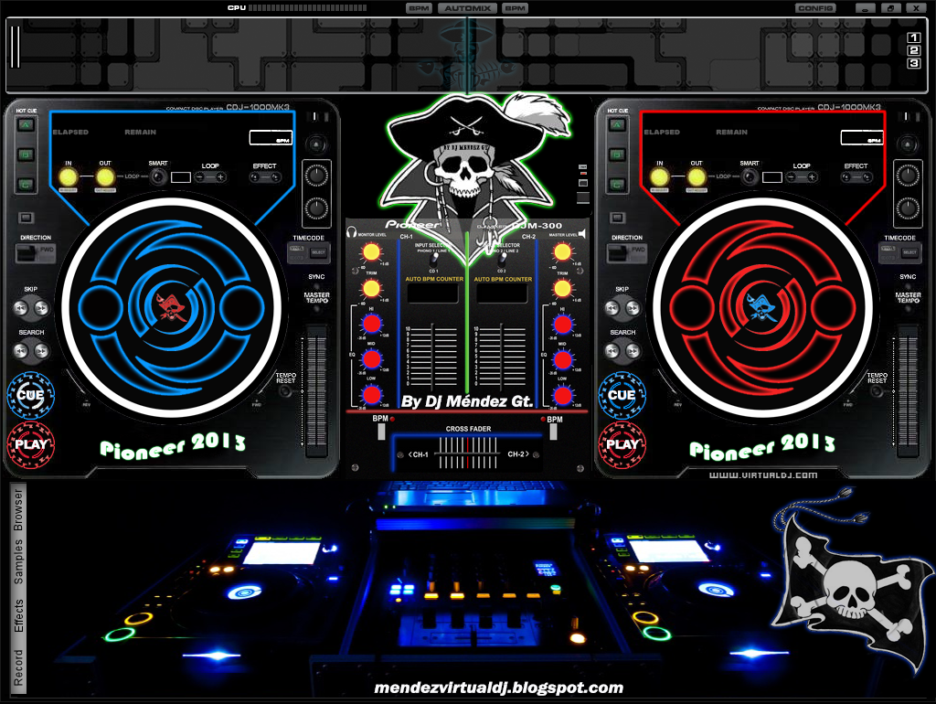 virtual dj 5 2 pro incl sn add on pack tioswergade s diary. Black Bedroom Furniture Sets. Home Design Ideas
