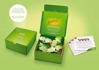 Design Alex Sandro G. de Oliveira: Embalagem Promocional do Molho de