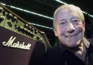 Guitar amplifier pioneer Jim Marshall
