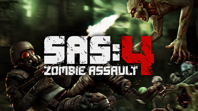 HACK SAS Zombie Assault 4 Launches Android APK