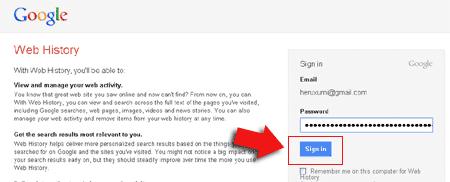 Ketahui Aktivitas jelajah Internet kamu dengan Google History