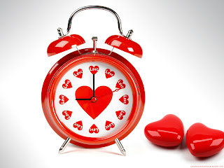Love Clock Wallpapers