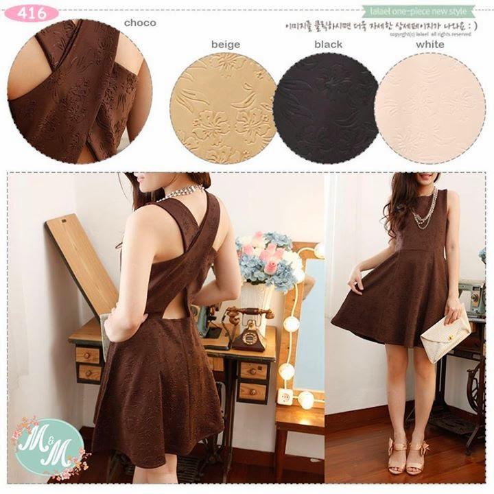 dress korea, baju korea, online shop, baju korea murah, dress panjang