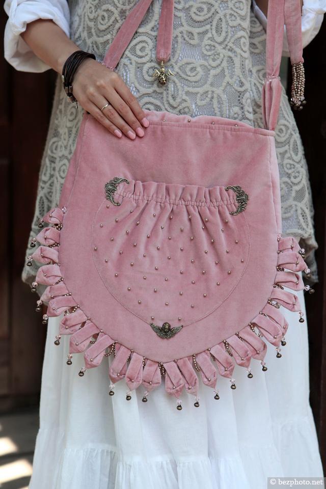 сумки в стиле бохо