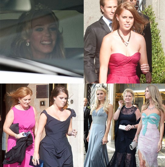 Got Paid For Her Engagement Party She Sold Everything Could In Direct Contrast Today Formula 1 Heiress Petra Ecclestone Married Fiancé James
