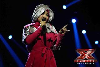 Lirik Lagu Terbaru Fatin X Factor - Aku Memilih Setia