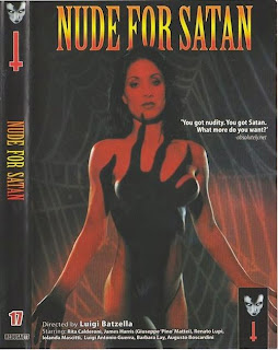 Nude for Satan AKA Nuda per Satana 1974