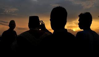 Hasil Sidang Isbat Awal Ramadhan 18 Juni 2015