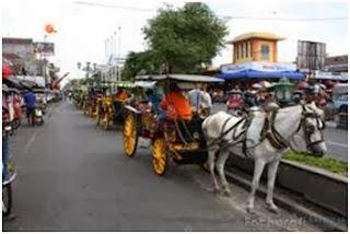Masalah Transportasi Yogyakarta
