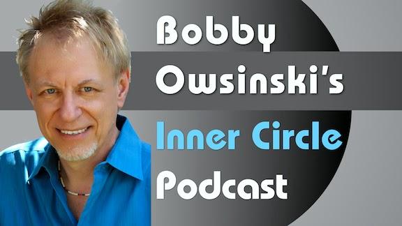 Bobby Owsinski's Inner Circle Podcast logo image