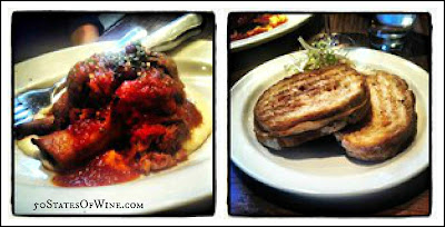 Purple Pig Entrees