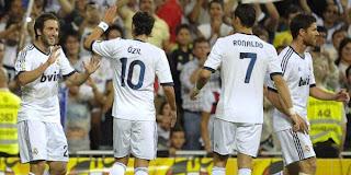 Hasil Real Madrid vs Barcelona Tadi Malam 2-1
