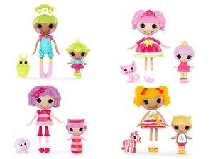 lalaloopsy mini sisters