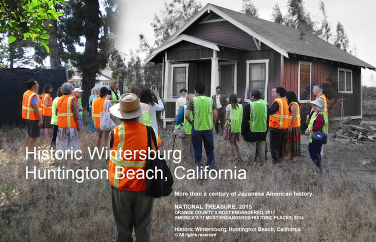 Historic Wintersburg, California