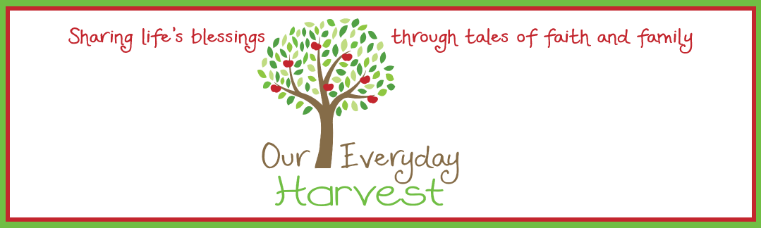 Our Everyday Harvest - Sharing Life's Blessings Through Tales of Faith and Family