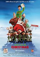 Arthur Christmas: Operacion Regalo (2011)