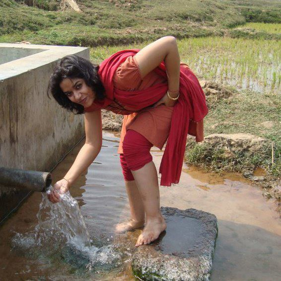 glamarous indian aunties real life hot 2 - HD Latest Tamil ...