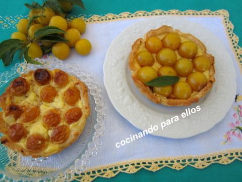 Cocinando para ellos pastelitos de mirabeles - Cocinando para ellos ...