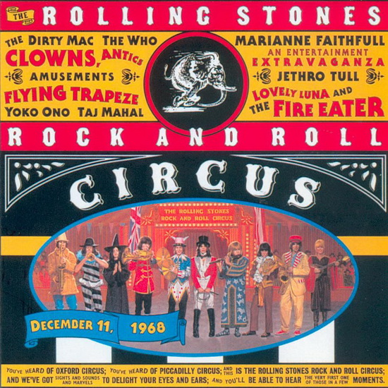 Rock and Roll Circus ... 65 minutos