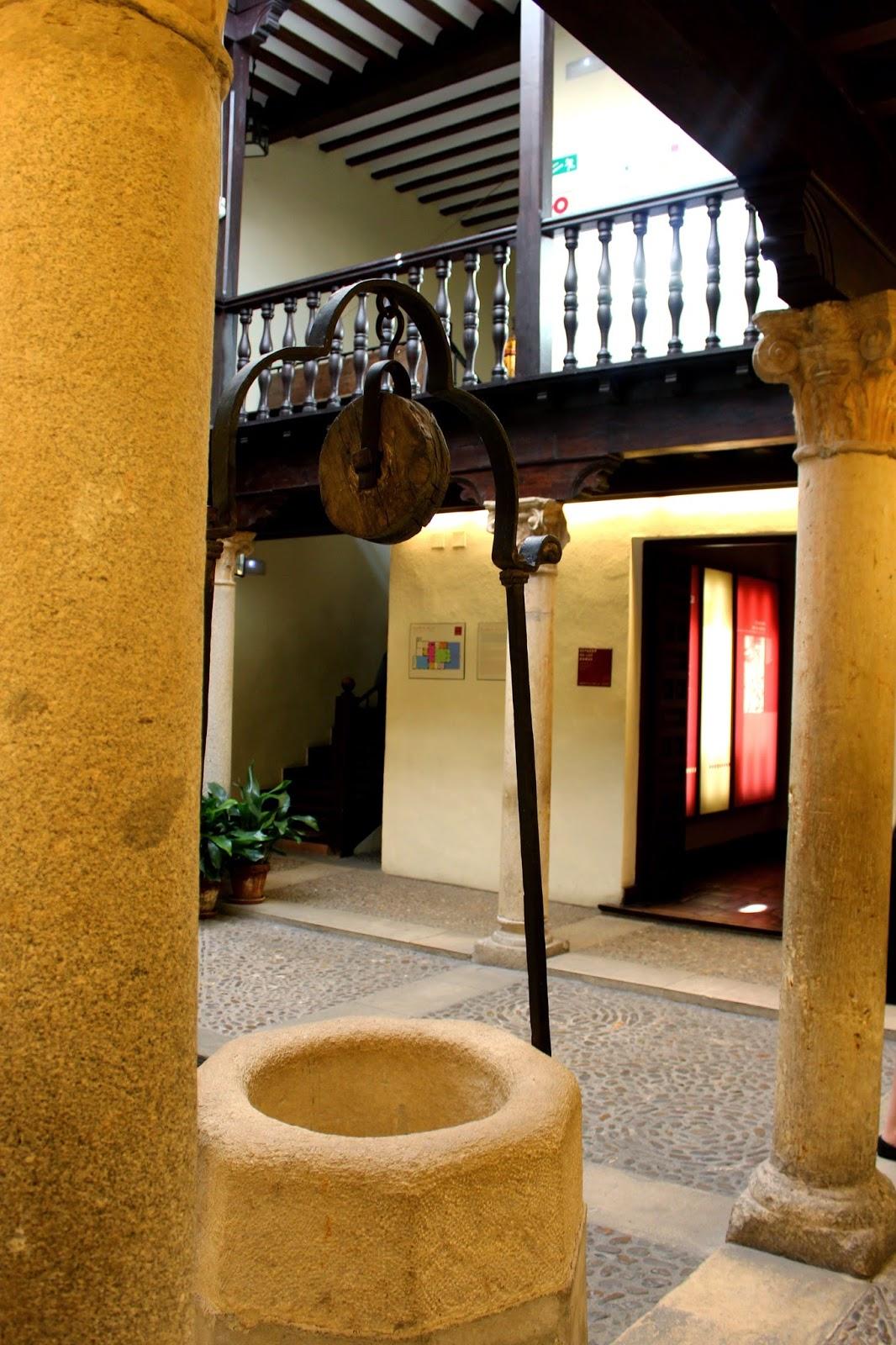 Museo Casa Natal de Cervantes en Alcalá de Henares