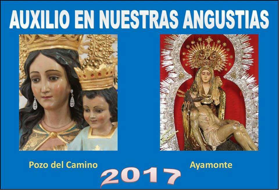 LA VIRGEN DE LAS ANGUSTIAS NOS VISITA