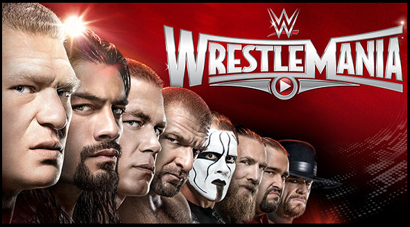 Cobertura y resultados completos WWE WrestleMania 31