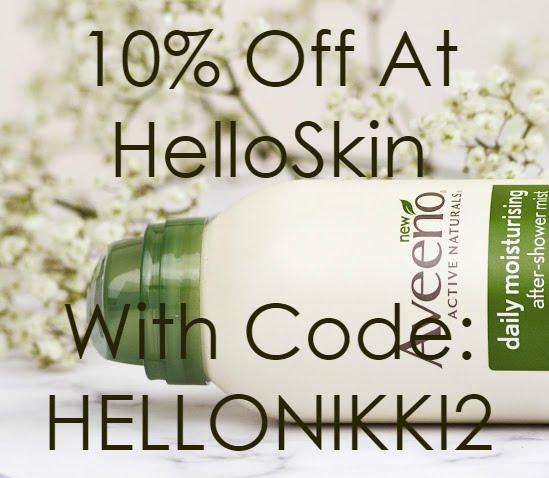 10% Off HelloSkin
