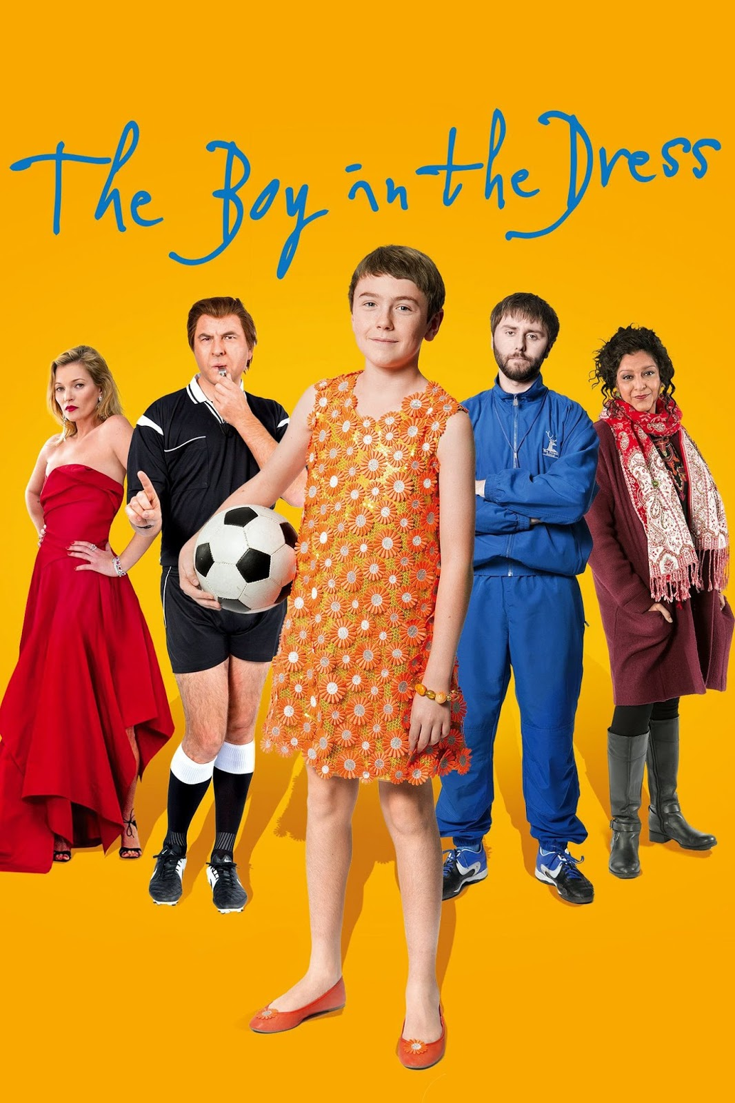 The Boy in the Dress – Legendado (2014)