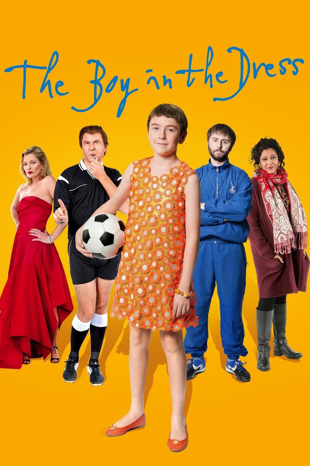The Boy in the Dress – Legendado (2014)